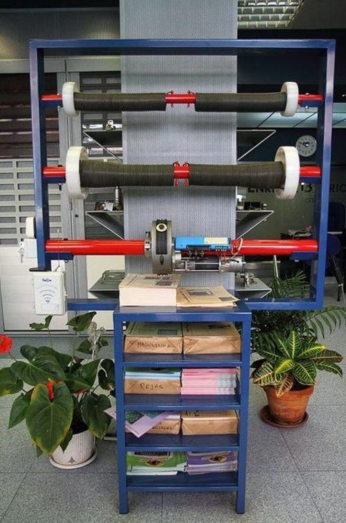 Automatismos para persianas y cierres metálicos