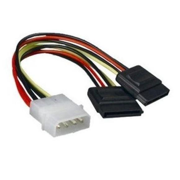 CABLE SATA ALIMENTACION XHD2 30 CM : Productos y Servicios de Stylepc