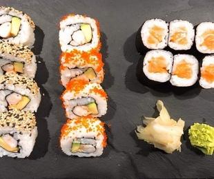Sushi surtido