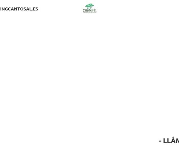 Camping familiar en Segovia: Camping Cantosal