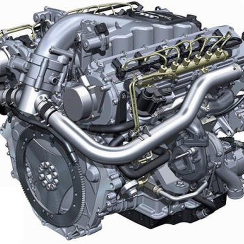 Montaje de motores : Servicios de Turbo Inyección Corega