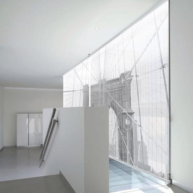 Para nuestro hogar ¿cortinas o estores?