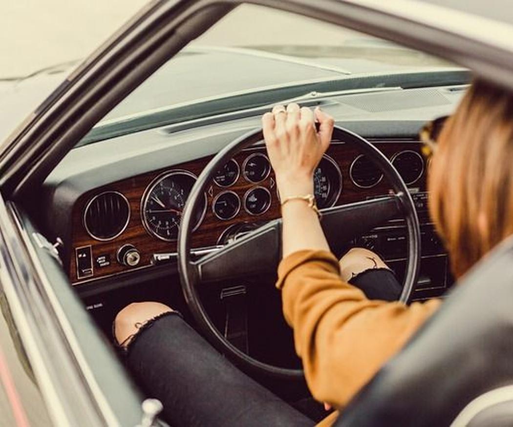 El calzado ideal para conducir