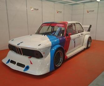 Pintado coches: Servicios de Solid Garage
