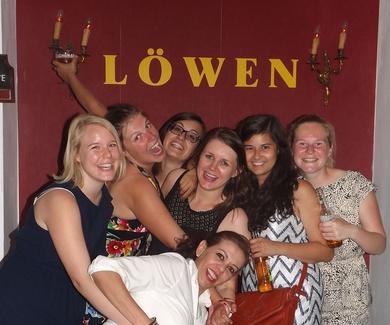 Vente por las tardes a Lowen