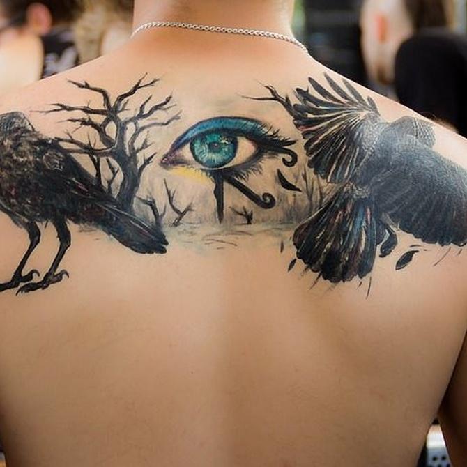Las zonas del cuerpo en las que más duele hacerse un tatuaje