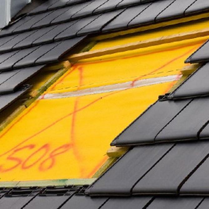 La impermeabilización de techos y tejados