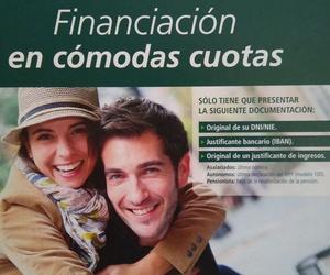 Financiaciones en cómodas cuotas
