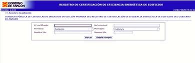 PRECIO DE LA INSCRIPCION EN EL REGISTRO DE LA D.G.A.