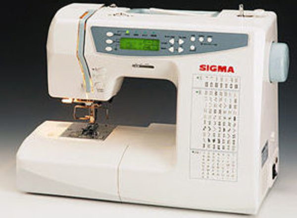 Máquina Sigma modelo 681: Maquinas de coser Valencia de Juan Galdón Máquinas de Coser
