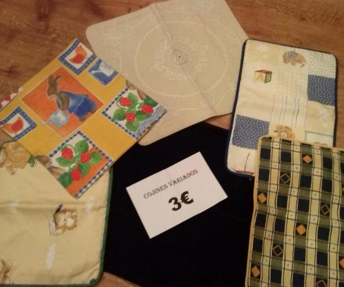 Textil hogar: Servicios de Paquita & Olga Decoración