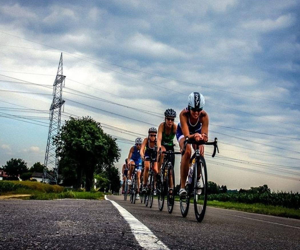 El triatlón, un deporte muy completo