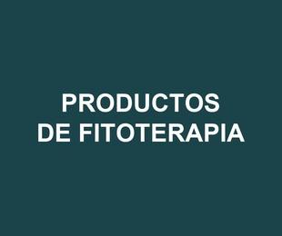 Productos de Fitoterapia