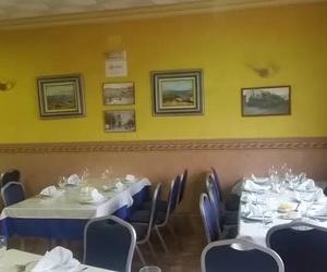 Preparando el dia en  Restaurante Ca Merche