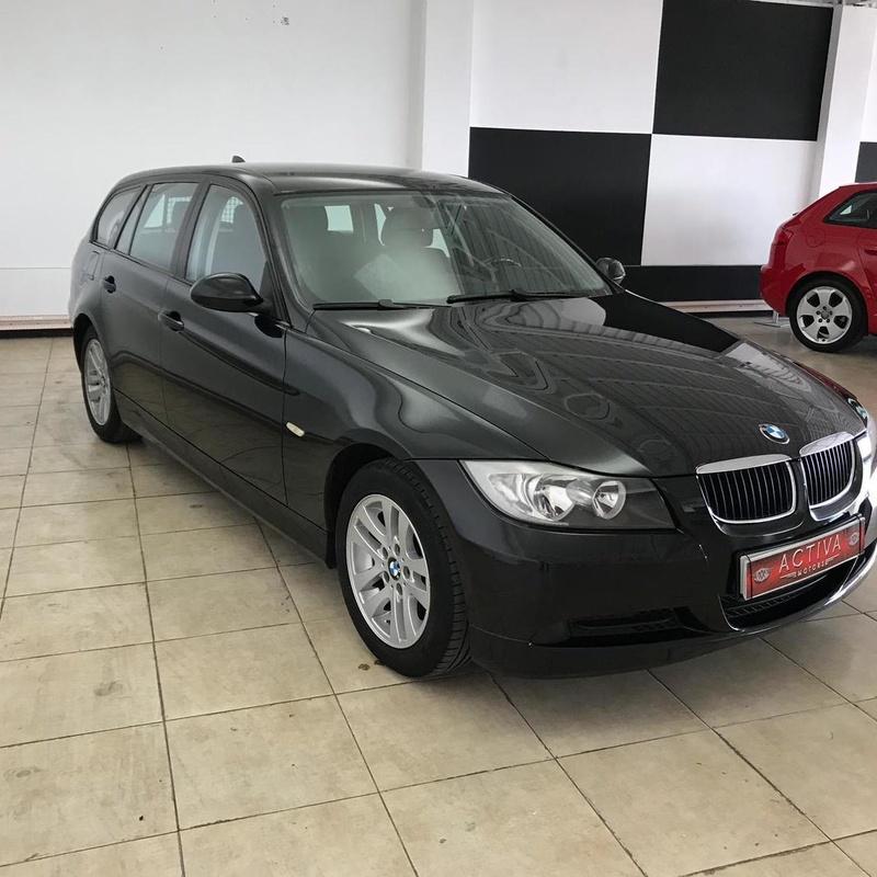 BMW Serie 3 318d Touring 5p.: Nuestros Vehículos de Activa Motors