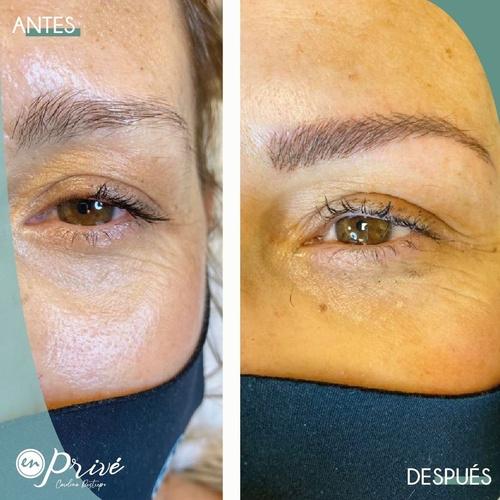 Micropigmentación de cejas Pelo a Pelo