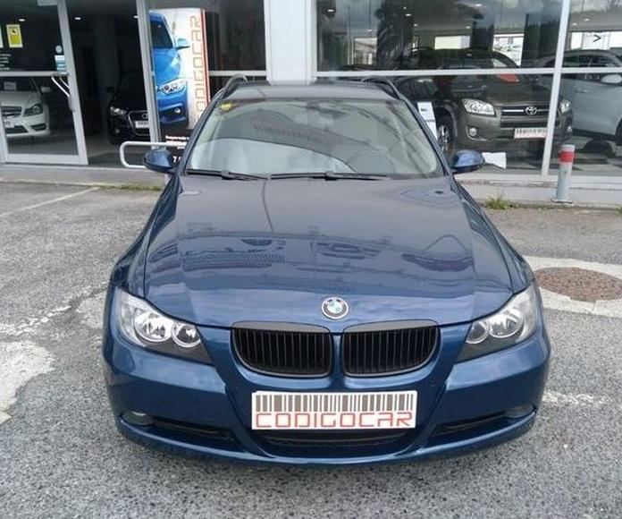 BMW 320D 163CV TOURING AUTOMATICO: Compra venta de coches de CODIGOCAR