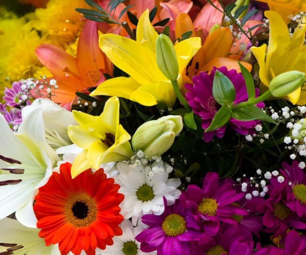 Las flores con mejor aroma para hacer un ramo