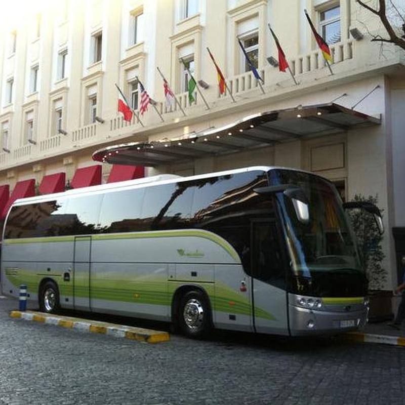 Alquiler de autocares Granada