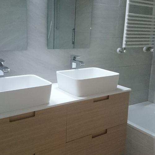 muebles de baño vitoria