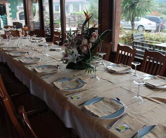 Entrantes : Nuestros platos   de Restaurante Urtegi