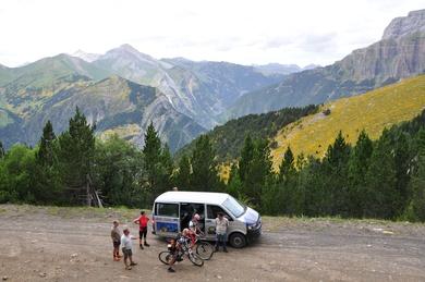 Ordesa Taxi 4×4 – Servicio de visitas al Parque Nacional de Ordesa y Monte Perdido