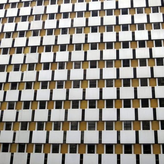 Di sí a la rehabilitación de fachadas