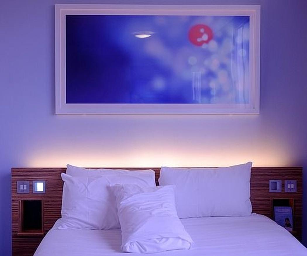 Pintar el dormitorio en base a la psicología del color