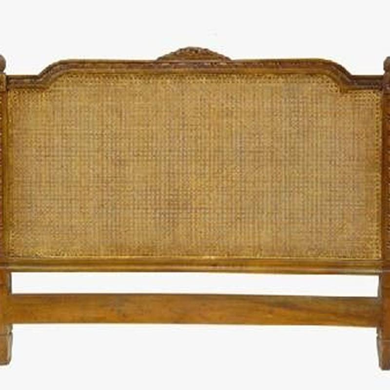 Cabecero cama 135 en rejilla: Catálogo de Ste Odile Decoración