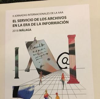 II Jornadas Internacionales de la Asociación de Archiveros de Andalucia.