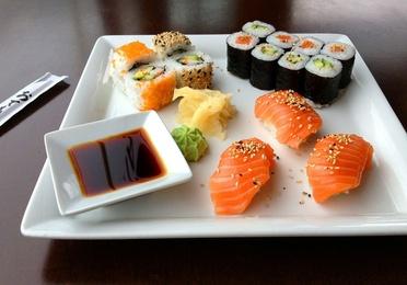 California, temaki, sashimi, tartar