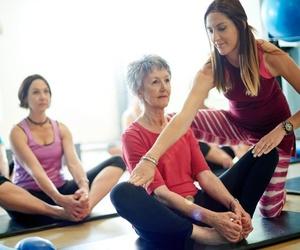 Beneficios del Pilates en la tercera edad