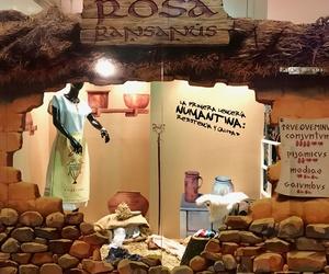 La lencería Rosa Ransanz gana el Concurso de Escaparates Numantinos