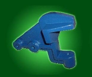 Soportes para agitadores, removedores y soplantes
