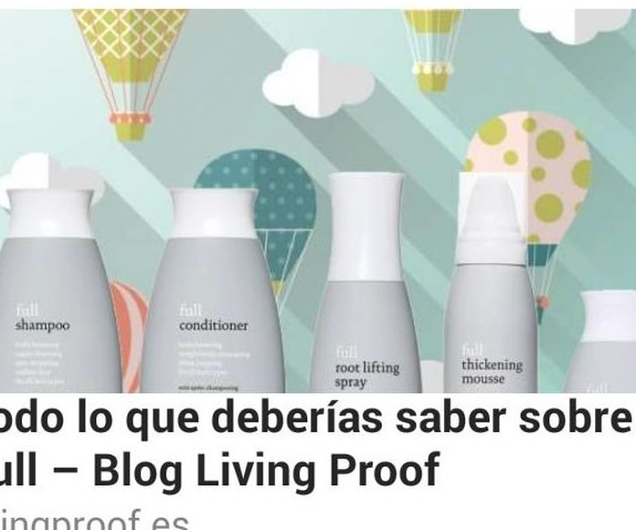 Full de Living Proof