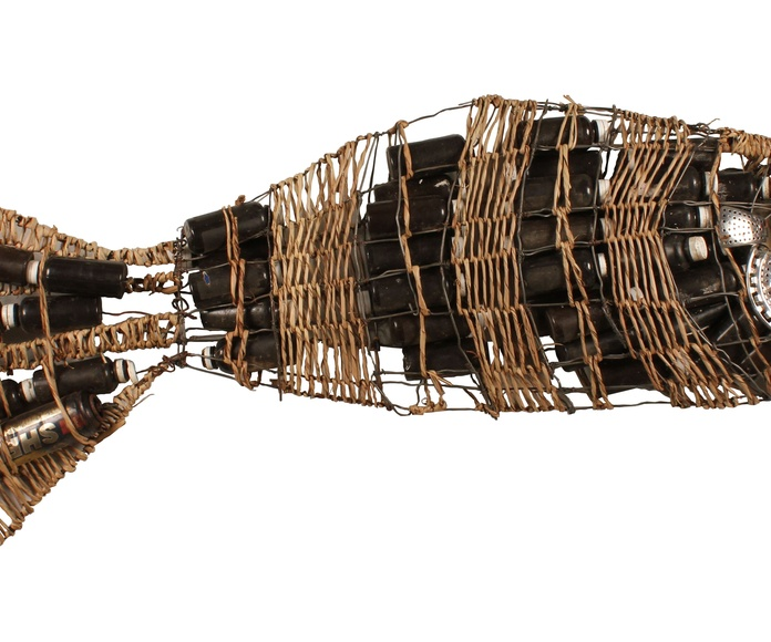 Ngoni Tsiga. Codeine Fisch