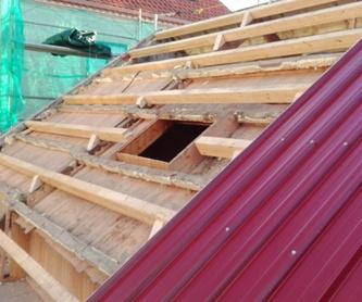 Construcción y obra nueva: Servicios que ofrecemos de E.P.  Martiño