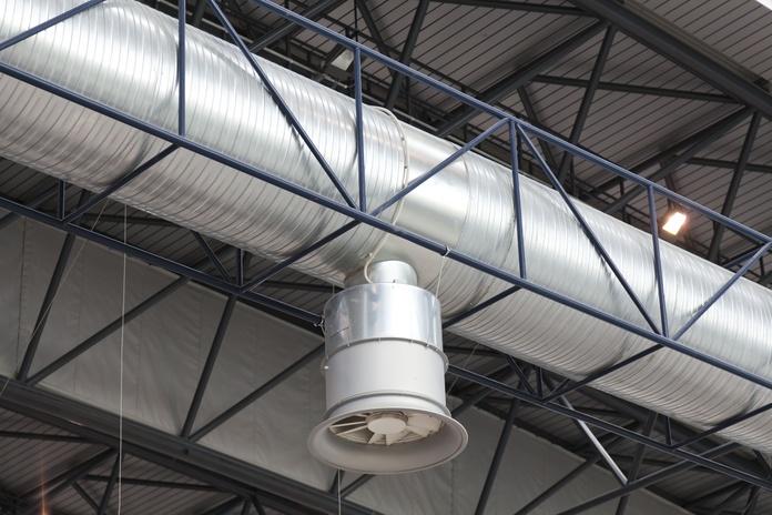 Extracción de aire: Servicios de AIC Aislamientos Industriales de Cantabria