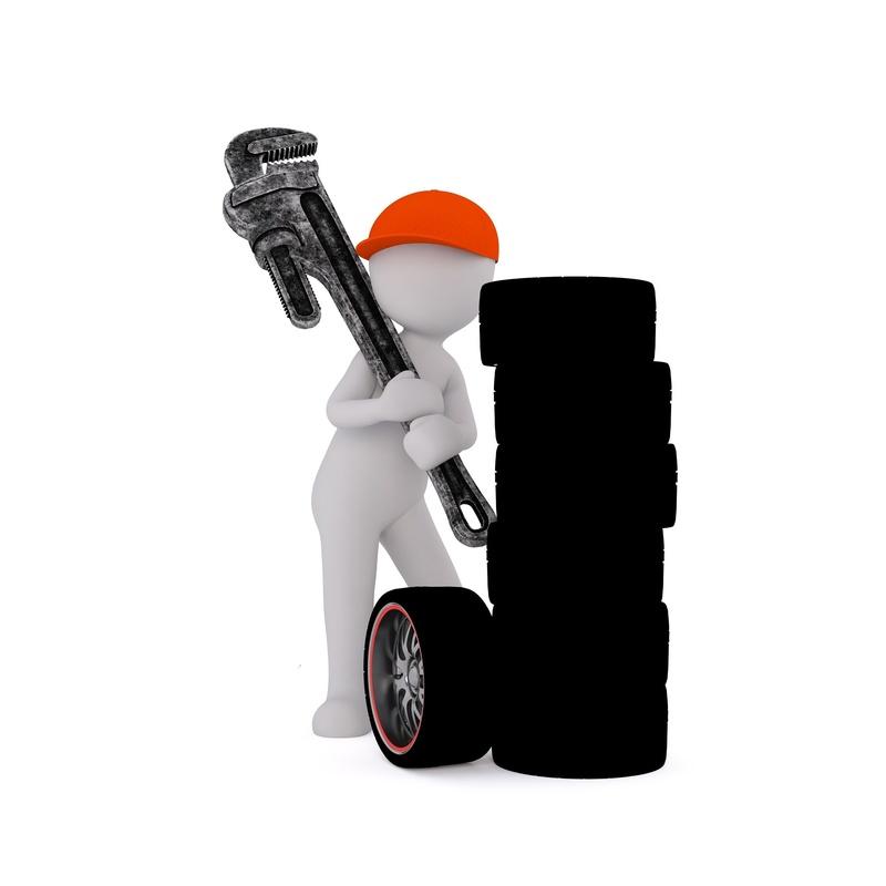 Cambio de neumáticos: Servicios de Tallers F. Gómez
