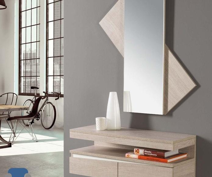 Recibidores Serie CONCEPT: Productos de Crea Mueble
