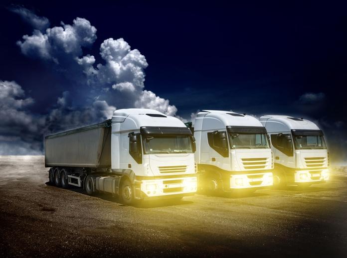 Transporte de maquinaria: Servicios de Transportes Logística Marín