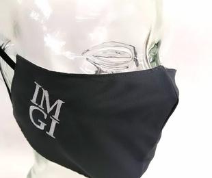 Mascarilla FFP2 Personalizada Reutilizable  Negro o colores