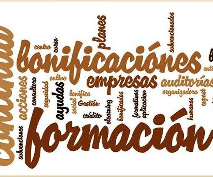 cursos de formación bonificada en la Provincia de Málaga