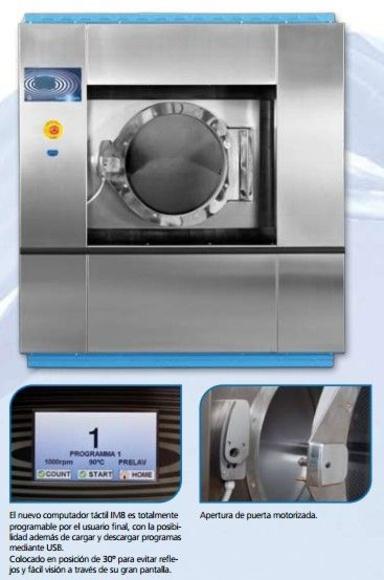 Lavadora-Alta velocidad: Catálogo de Durán Frío Industrial, S.L.