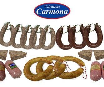 Morcón: Productos de Cárnicas Carmona
