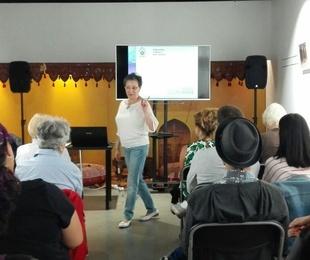 TALLER SEMANAL DE RELAJACIÓN DINÁMICA EN EL CENTRO DE MADRID