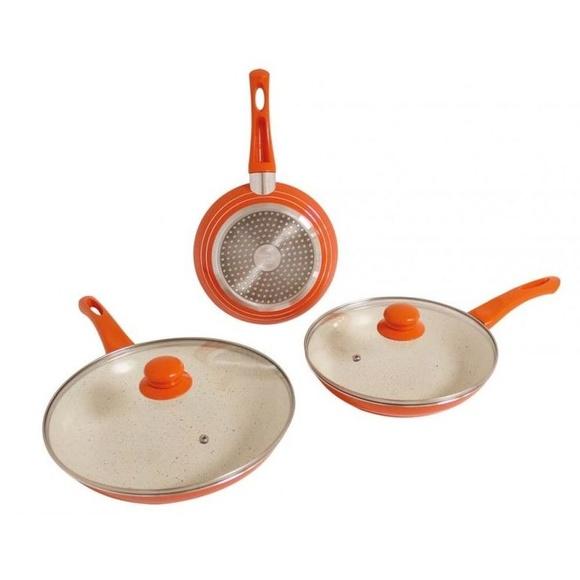 Juego de sartenes 3 piezas Natural Stone ---19€: Productos y Ofertas de Don Electrodomésticos Tienda online