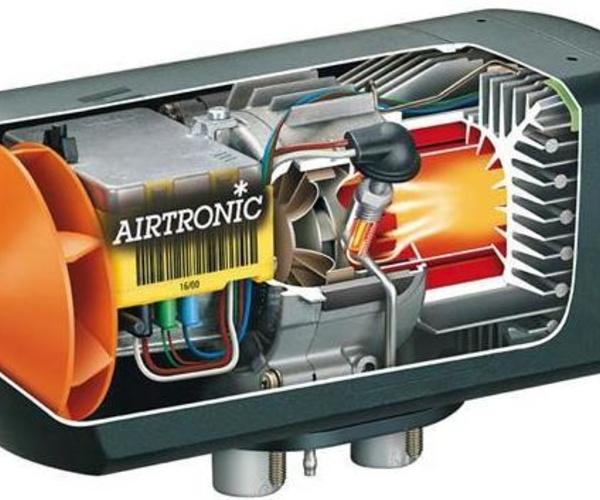 Electricidad y reparacion de calefacciones autonomas para camiones