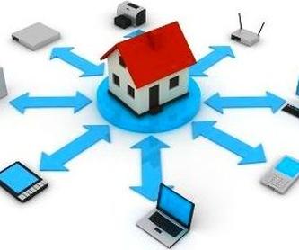 Telefonía y fibra óptica: Servicios de Jaime Instalaciones Eléctricas y Mantenimientos