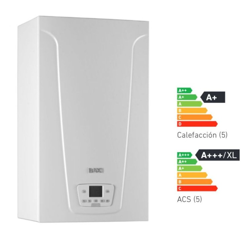 BAXI NEODENS PLUS ECO 24/24 860€ CON IVA